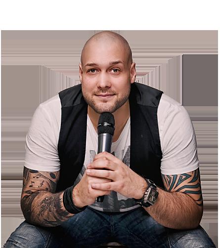 Gesangslehrer Michael Rossmanith